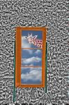 doors, giraffe, Jeff Harold