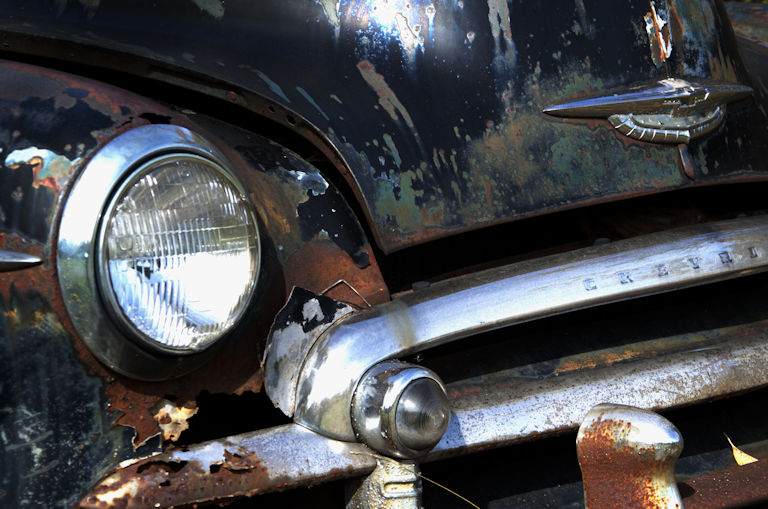 Chevy, old cars, antique cars, Jeff Harold