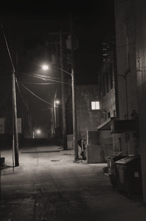 alley, Jeff Harold