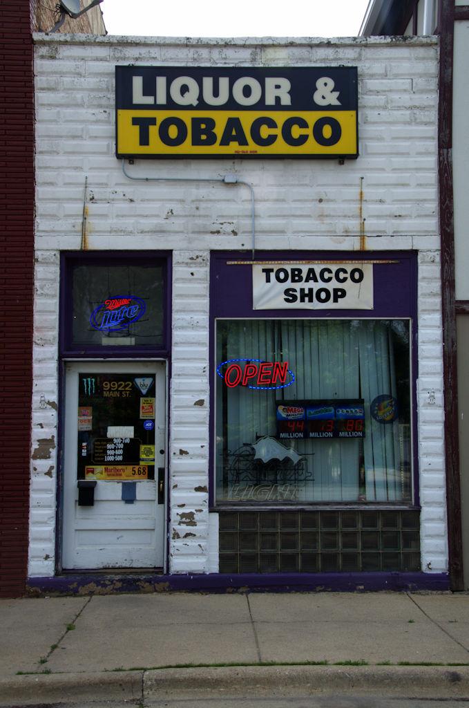 Liquor & Tobacco, Hebron, IL