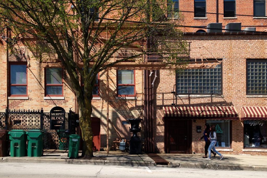 Murphy Block Shops, Woodstock, IL